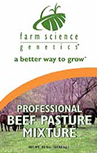 PROFESSIONAL BEEF PASTURE MIXTURE