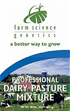 PROFESSIONAL DAIRY PASTURE MIXTURE