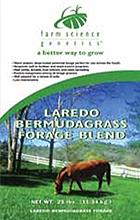 LAREDO BRAND BERMUDAGRASS