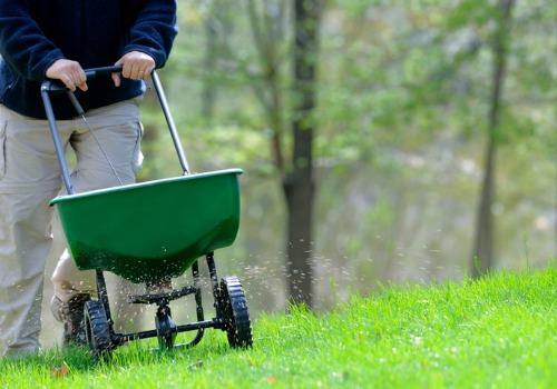 Lawn Fertilizer Peoria IL