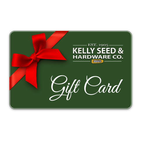 Kelly Seed Gift Card